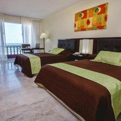 Aguamarina Hotel 2* Стандартный номер с различными типами кроватей фото 2