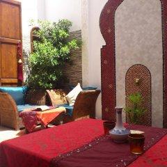 Отель Riad Zehar питание фото 2