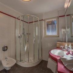 Отель Wellnesshotel Glanzhof 4* Стандартный номер фото 19