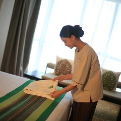 Relax Season Hotel Dongmen 4* Стандартный номер с различными типами кроватей фото 5