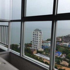 Отель Lumpini Beach Jomtien балкон