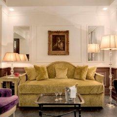 Отель Hassler Roma 5* Люкс с различными типами кроватей фото 2