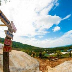 Отель Lanta Mountain Nice View Resort Ланта приотельная территория