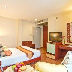 Отель Fortuna Hotel Таиланд, Бангкок - отзывы, цены и фото номеров - забронировать отель Fortuna Hotel онлайн удобства в номере фото 2