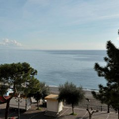 Отель La Torricella Ravello Accommodation Минори пляж