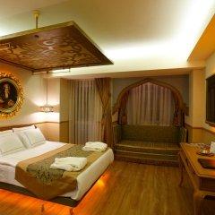 Отель Sultania 5* Номер Делюкс с двуспальной кроватью фото 5