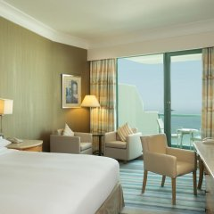 Отель Hilton Dubai Jumeirah 5* Представительский номер с различными типами кроватей фото 5