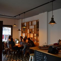 The Hub Hostel гостиничный бар