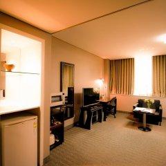Yoido Hotel 3* Стандартный номер с различными типами кроватей фото 15
