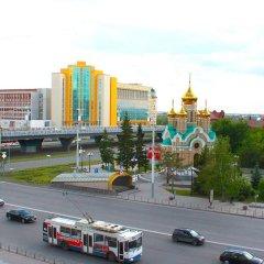Апартаменты Alpha Apartments Krasniy Put' Омск приотельная территория