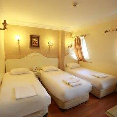 Sirkeci Park Hotel 3* Стандартный номер с различными типами кроватей фото 2