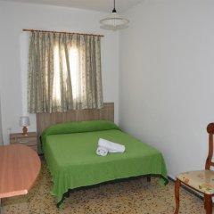 Отель Pensión Eva Номер категории Эконом с двуспальной кроватью (общая ванная комната) фото 5