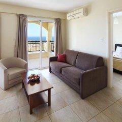 Отель Club St George Resort 4* Апартаменты с двуспальной кроватью фото 13