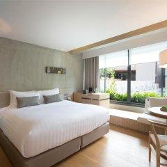 Отель Ad Lib 4* Стандартный номер с различными типами кроватей фото 11