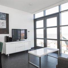 Poort Beach Hotel Apartments Bloemendaal 3* Улучшенные апартаменты с различными типами кроватей