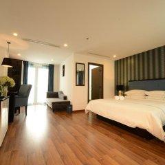 Hanoi Emerald Waters Hotel & Spa 4* Люкс с различными типами кроватей фото 9