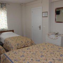 Отель Pension El Parque 3* Стандартный номер с различными типами кроватей фото 10