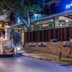 Отель DiRe городской автобус