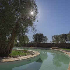 Отель Masseria Caretti Grande Лечче бассейн фото 2