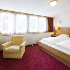 Отель Geigers Lifehotel 4* Стандартный номер с двуспальной кроватью фото 5