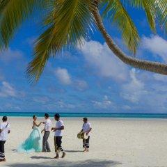 Отель Angsana Velavaru Мальдивы, Южный Ниланде Атолл - отзывы, цены и фото номеров - забронировать отель Angsana Velavaru онлайн Южный Ниланде Атолл  фитнесс-зал фото 2