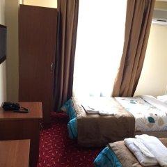 Istanbul Paris Hotel & Hostel Стандартный номер разные типы кроватей фото 6