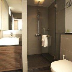 Отель Sukhumvit Suites 3* Улучшенный номер с различными типами кроватей фото 6