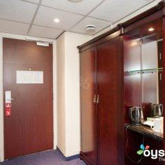 Отель XO Hotels Blue Tower 4* Стандартный номер с различными типами кроватей фото 18