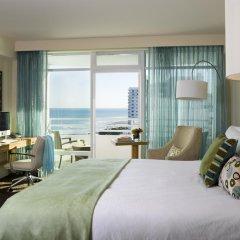 Отель Fontainebleau Miami Beach 4* Стандартный номер с различными типами кроватей фото 13