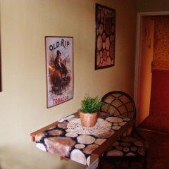 Отель Hostelik Wiktoriański Стандартный номер с различными типами кроватей (общая ванная комната) фото 4
