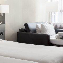 AC Hotel Avenida de América by Marriott 3* Стандартный номер с различными типами кроватей фото 6