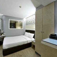 Отель Prestige Suites Bangkok Улучшенный номер фото 2