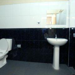 Отель Bezel Bungalow ванная