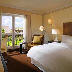 Отель The Westin Grand, Berlin 5* Номер Делюкс разные типы кроватей фото 2