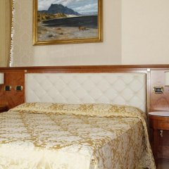 Отель Villa Pinciana 4* Стандартный номер с двуспальной кроватью фото 12