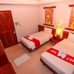 Отель First Bungalow Beach Resort 3* Стандартный номер с различными типами кроватей фото 3