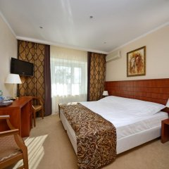 Гостиница Бега 3* Стандартный номер с двуспальной кроватью