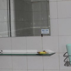 Alibaba Hotel Стандартный семейный номер с двуспальной кроватью фото 5