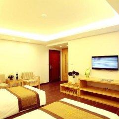 Riverside Hanoi Hotel 4* Улучшенный номер с различными типами кроватей фото 4