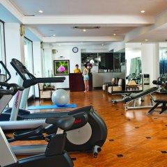 Cherish Hotel фитнесс-зал фото 2