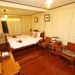 Отель Bangphlat Resort 3* Номер Делюкс фото 2
