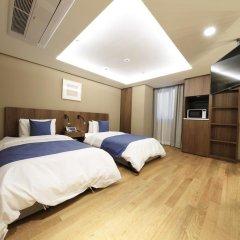 Hotel Foreheal 4* Номер категории Эконом с различными типами кроватей фото 5