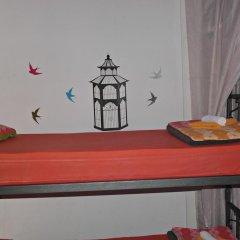 Time Hostel Кровать в общем номере с двухъярусной кроватью фото 3