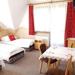 Отель Zakopianka Закопане комната для гостей