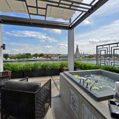 Отель Riva Arun Bangkok 4* Люкс Премиум с различными типами кроватей