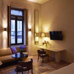 Отель Park Hyatt Milano 5* Стандартный номер с различными типами кроватей фото 9