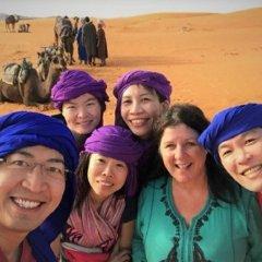Отель Ali & Sara's Desert Palace Марокко, Мерзуга - отзывы, цены и фото номеров - забронировать отель Ali & Sara's Desert Palace онлайн фото 5