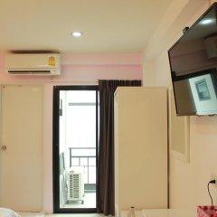 Don Mueang Airport Modern Bangkok Hotel 3* Стандартный номер с различными типами кроватей фото 6