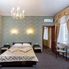 Гостиница Самара Люкс 3* Номер Комфорт двуспальная кровать фото 11