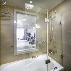 Отель Titanic Business Golden Horn 5* Стандартный семейный номер с двуспальной кроватью фото 8